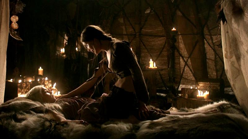 Daenerys   doreah 1x02 png
