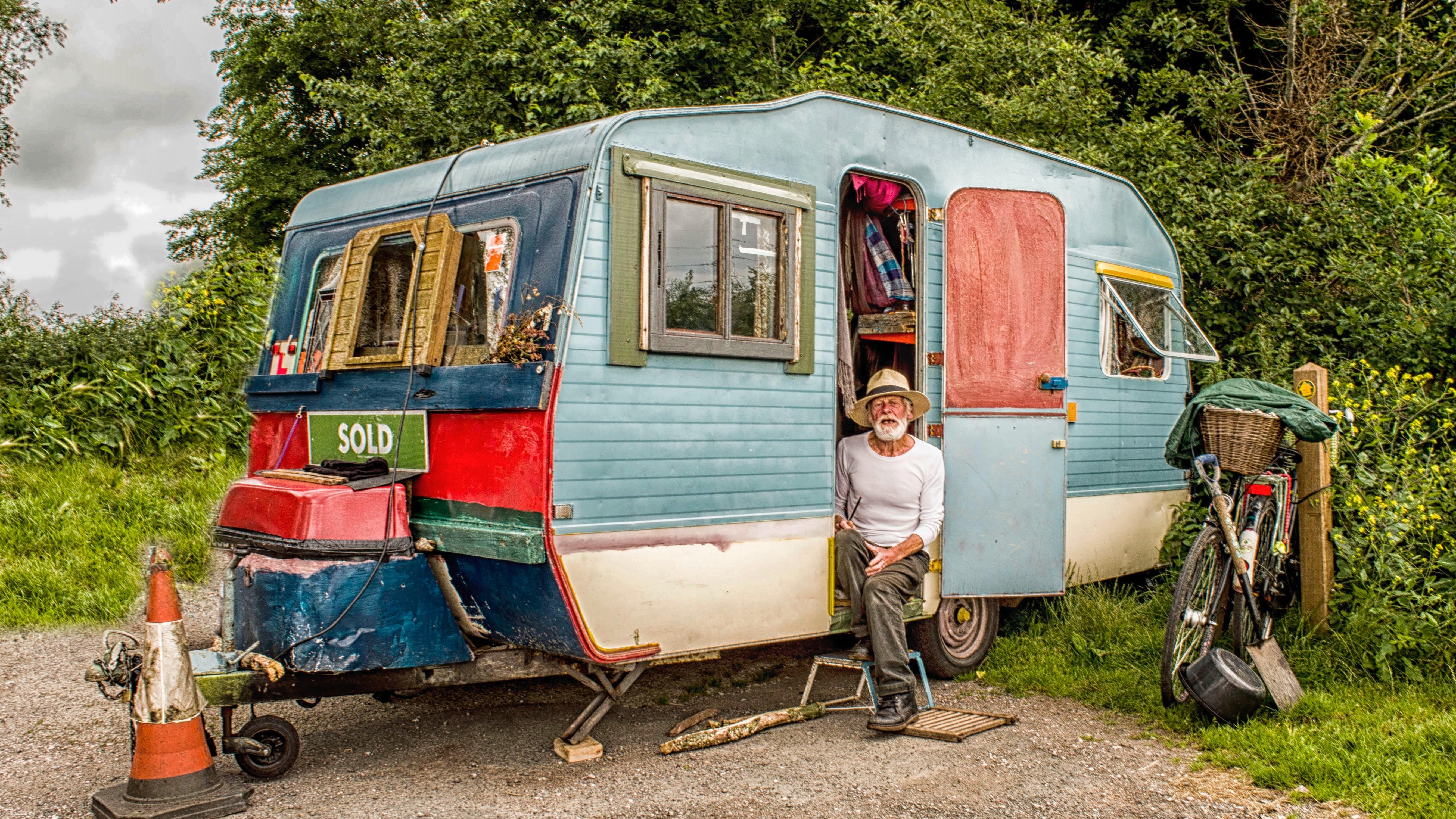 Camper campsite car 753603 jpg