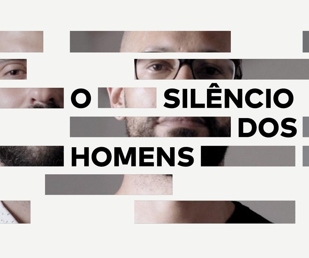 Silencio dos homens jpg
