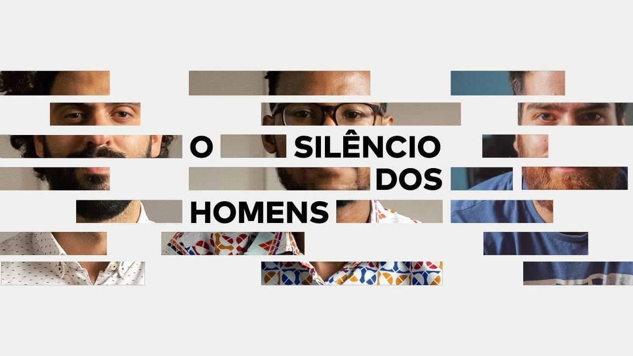 O silencio dos homens capa jpg